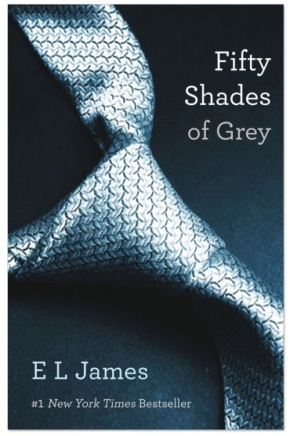 "From the characters of ""Fifty Shades of Grey"" by E.L. James"