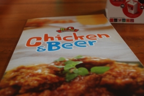 Lunch at Chicken & Beer